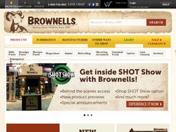 Up to 50% off Brownells Coupons, Promo Codes - November 2016: Verified